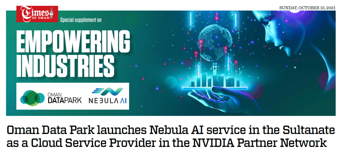 Empowering Industries – a special supplement for the launch of Nebula AI